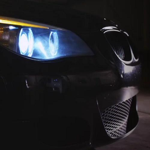 BMW Barnstorm