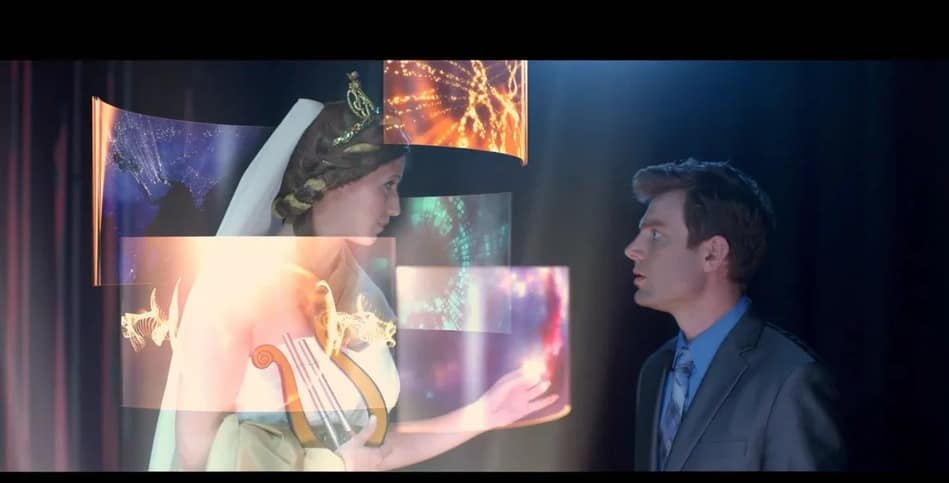 """""""Love And Other Devices"""" is the first film produced and directed by Elle Stanion, Chris Layhe and CLAi consulted on the post production workflow for RED 4k footage and we also color graded and color corrected the film, as well as looking after the green screen keying."""