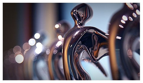 CLAi and Chris Layhe received the telly award for excellence in advertising commercials.
